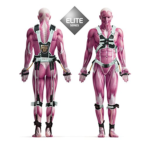 MASS SUIT Elite Series by Juke Performance - Professional grade athletic...