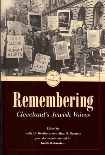 Download Remembering Cleveland's Jewish Voices (Voices of Diversity) pdf