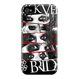Awesome Cases Covers/iphone 6plus Defender Cases Covers(black Veil Brides)