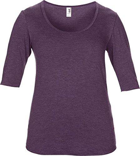 Anvil - Camisa deportiva - para mujer Heather Raspberry