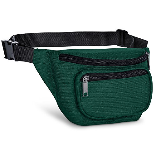 green fanny pack - 9