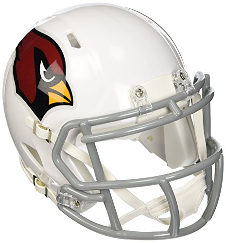 (Riddell Arizona Cardinals NFL Replica Speed Mini Football Helmet)