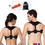 WHY SHOULD YOU BUY EVANTEK POSTURE CORRECTOR?We've tested many correctors on market before we complete our design, none of them is both comfortable and effective. Some use narrow velcro which cuts into skin. Some cannot adjust back buckle which canno...