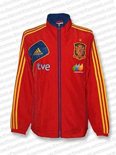 adidas - ESPAÑA Chandal PRESENTACION EURO12 Hombre Color: Rojo ...