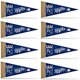 Kansas City Royals 8 Piece Mini Pennant Set