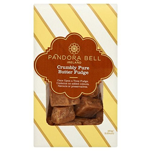 Pandora bell Crumbly Butter Fudge 150 g