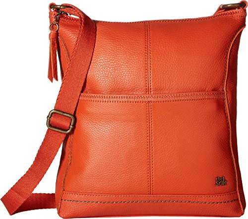 Bag Body Orange Cross Iris Burnt Sak The 1nqpIxzz
