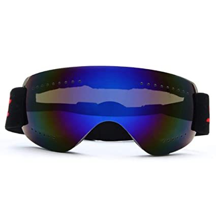 Fastwolf Adjustable UV Protection Outdoor Sports Ski Glasses Tactical Military Goggles Windproof Snowmobile Bicycle Motorcycle Protective Glasses