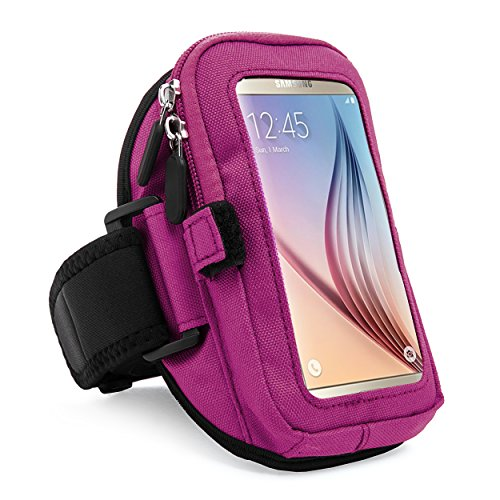 VanGoddy zippered Running Armband removable product image