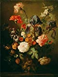 Best Sterling Of Peter Norths - Canvas Prints Of Oil Painting ' Dutch Vase Review