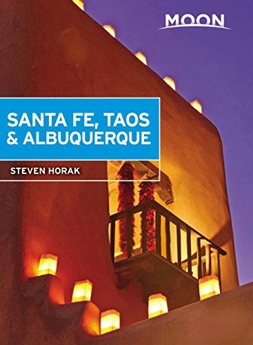 Moon Santa Fe, Taos & Albuquerque (Travel