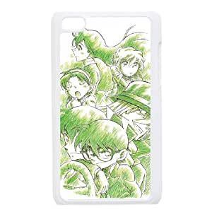 Detective Conan iPod Touch 4 Case White Customized Toy pxf005_9644826