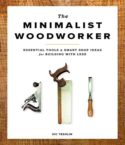 - The Minimalist Woodworker: Essential Tools and Smart Shop Ideas for Building with Less