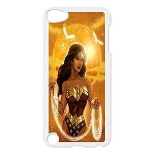 High Quality -ChenDong PHONE CASE- FOR Ipod Touch 5 -SuperHero Wonder Woman-UNIQUE-DESIGH 18