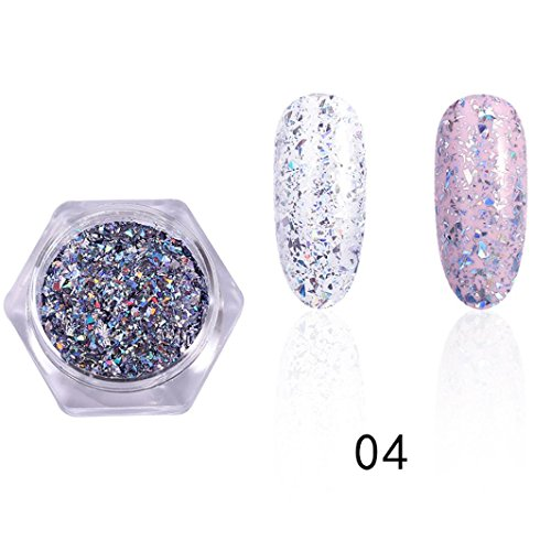 Nail Polish,Mirror Plating Gold Paste Metal Color Stainless