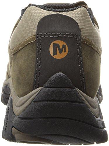 Merrell MOAB ROVER MOC - Mocasines de cuero para hombre Kangaroo