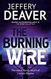 The Burning Wire by Jeffery Deaver front cover