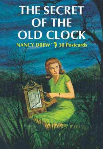 Nancy Drew 30 postcards: The Secret of the Old Clock pdf epub