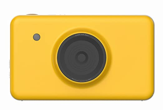 GZZ Cámara Polaroid, Impresora de Fotos Móvil con Pantalla ...