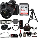 Sony Alpha a7IIK Interchangeable Digital Lens Camera with 28-70mm Lens plus 6...