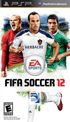 FIFA Soccer 12 - Sony PSP