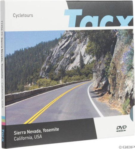 Tacx Real Life Video for VR Trainers: Sierra Nevada - Yosemite ()