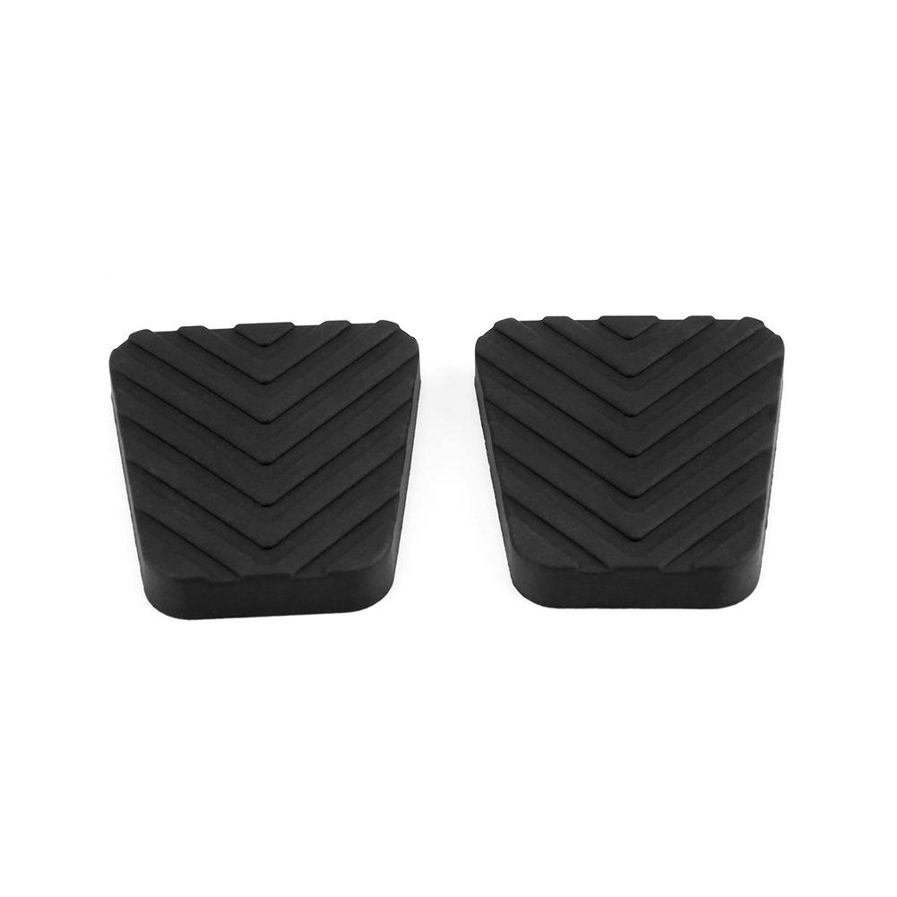 Cuque 1 Pair Clutch Pedal Brake Pad for Hyundai Accent Elantra Gennsis Coupe I30 Sanata Veloster Tucson Tiburon 3282536000