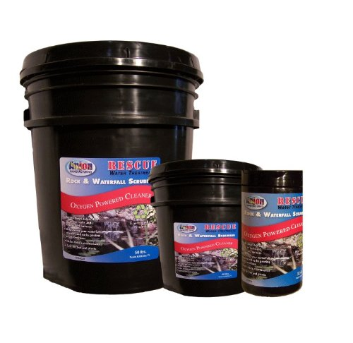 Anjon Manufacturing RRS7LB Rescue Rock Scrubber - 7 Pounds