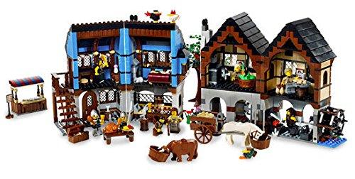 LEGO Minifig Castle_404 Maid_A