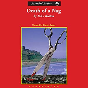 Death of a Nag Audiobook