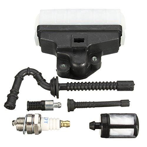 JenNiFer Air Fuel Oil Filter Hose Service Kits For STIHL 021 023 025 MS210 MS230 MS250: