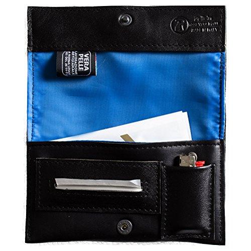Tascabile Tabacco Porta Astuccio Hipster Pellein qvwfxZP