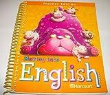 Harcourt School Publishers Moving into English, HARCOURT SCHOOL PUBLISHERS, 015339725X