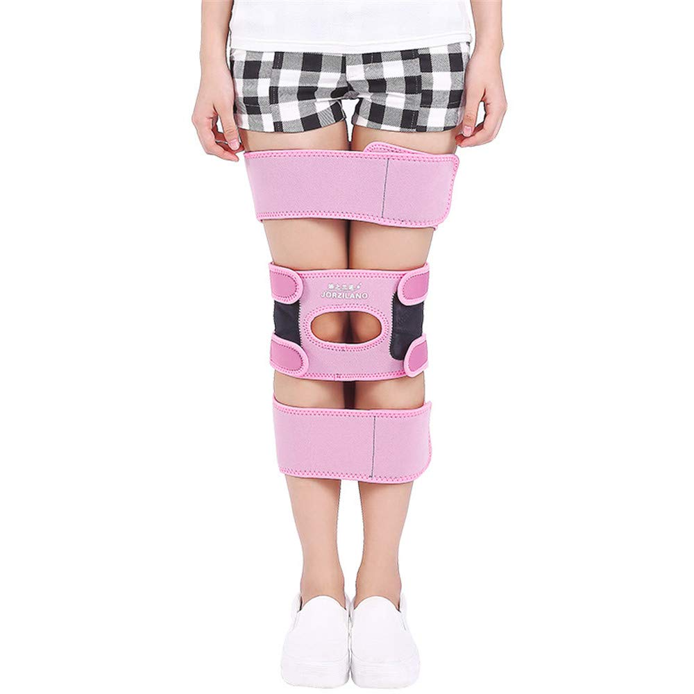 O/X Leg Correction Belt, Magnet O Type Leg X Type Correcting Belt Band for Adult with Magnetic Treatment,Easy to Use,More Comfortable, Recovery Straightening,L