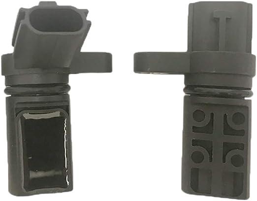 2 Pcs Crankshaft//Camshaft Position Sensor for Infiniti FX35 G35 350z Nissan NV Quest Xterra 23731-6J90B 23730-AL60A 23731-AL61C