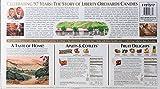 Liberty Orchards Soft Fruit & Nut Candies Gift 3 Set (2 Aplets & Cotlets, 1 Fruit Delights)