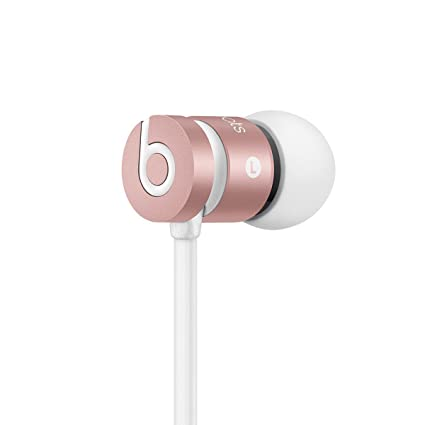 Amazon.com  Beats by Dr. Dre urBeats 2 Series Wired In-Ear Headphones with  Mic - Rose Gold (Renewed)  Musical Instruments 18b3570827