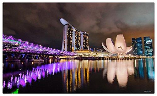 Singapore Postcard Post card
