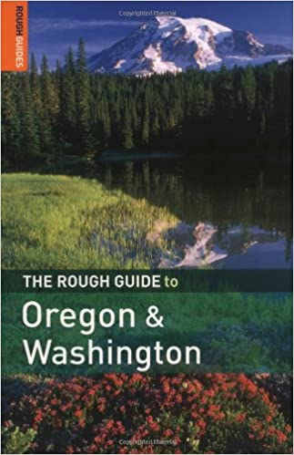 Rough guide to oregon and washington, books & stationery, non.