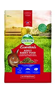 Amazon Com Oxbow Bunny Basics Adult Rabbit Food Timothy