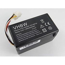 ORIGINALE VHBW BATTERIA ® per 3.0ah PER Samsung Navibot sr8840 sr8845 sr8855 batter