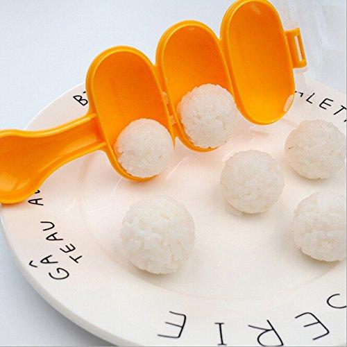 Rurah Rice Ball Mold Maker Tool Shake it! Shaker (Shake Rice)