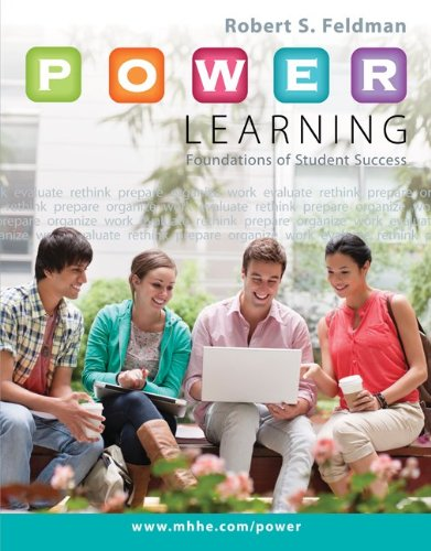 P.O.W.E.R. Learning: Foundations of Student Success
