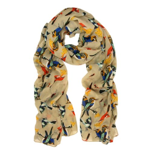 elegant-birds-butterflies-print-fashion-scarf-beige