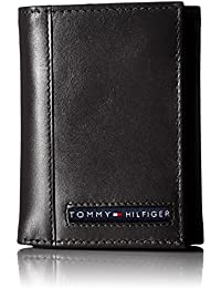 美亚:美亚新低价!TOMMY HILFIGER Cambridge Trifold 男士三折真皮钱包