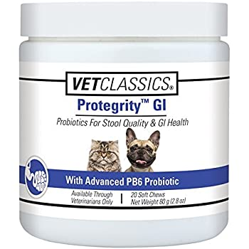 Amazon Com Vet Classics Protegrity Gi Dog And Cat Chews