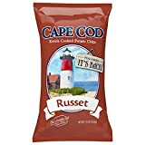 Cape Cod Potato Chips, Russet Kettle Cooked, 7.5 Ounce