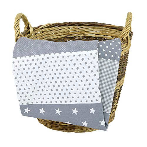 """Soft Cotton Baby Blanket by ULLENBOOM 