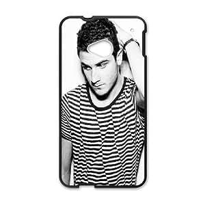 HTC One M7 Cell Phone Case Black Nicholas Jaar Blmko