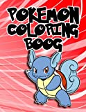 pokemon coloring pages - Pokemon Coloring Book: Fun Coloring Pages  with 150 Pokemon Characters(Generation 1). (Volume 1)